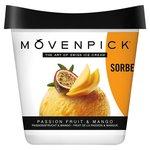 Movenpick Passion Fruit & Mango Sorbet