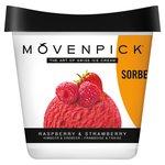 Movenpick Raspberry and Strawberry Sorbet