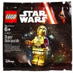 LEGO Star Wars C3PO Minifigure