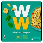 Weight Watchers Chicken Lasagne