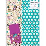 Garden Floral/Floral Spot Gift Wrap