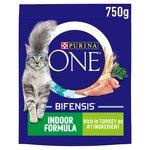 Purina ONE Adult Cat Indoor Turkey