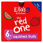 Ella's Kitchen Organic Smoothie Fruits The Red One