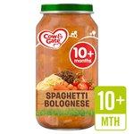 Cow & Gate Spaghetti Bolognese Jar