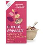 Dorset Cereals Raspberry & White Chocolate Muesli
