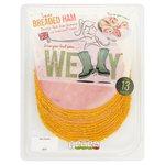 Welly Lean Breaded Ham