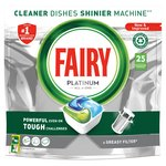 Fairy Platinum Dishwasher Tablets Original