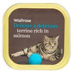 Waitrose Terrine Rich in Salmon
