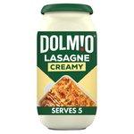Dolmio Lasagne Creamy Pasta Sauce