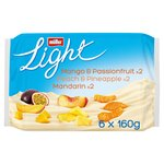 Muller Light Fat Free Mixed Citrus Yoghurts