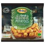 Aviko Herb Diced Potatoes