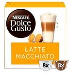 Nescafe Dolce Gusto Latte Macchiato Pods