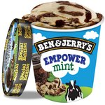 Ben & Jerry's Empowermint Ice Cream