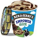 Ben & Jerry's Empowermint Ice Cream