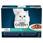 Gourmet Perle Ocean Delicacies in Gravy