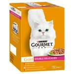 Gourmet Gold Cat Food Double Delicacies