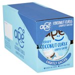Ape Crispy Coconut Curls Salted Case