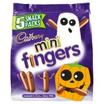 Cadbury Halloween Mini Fingers