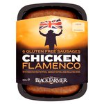 The Black Farmer Chicken Flamenco Sausages