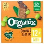 Organix Goodies Organic Cocoa & Raisin Cereal Bars