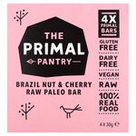 The Primal Pantry Brazil Nut & Cherry Multipack