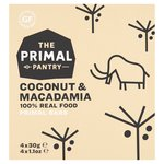 The Primal Pantry Coconut & Macadamia Multipack