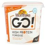 Mornflake GO! Protein Porridge Pot Original