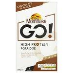 Mornflake GO! Protein Porridge Chocolate Sachets