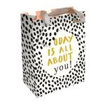 Caroline Gardner Medium Gift Bag Hey You