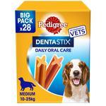 Pedigree Daily DentaStix Medium Dog Chews