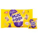 Cadbury Mini Eggs 8 Treatsize Bags