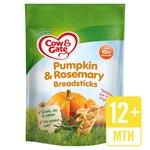 Super Yummies Pumpkin & Rosemary Breadsticks