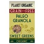Planet Organic Paleo Granola Sweet Greens