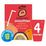 Innocent Kids Peach & Passion Fruit Smoothies