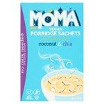 Moma Gluten Free Porridge Sachets Coconut & Chia