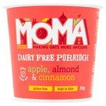 Moma Dairy Free Porridge Apple & Cinnamon