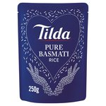 Tilda Steamed Basmati Pure