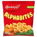 Birds Eye Alphabites Frozen