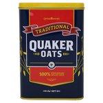 Quaker Oats Vintage Tin