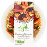 My Healthy Kitchen Roasted Mediterranean Vegetable Risotto