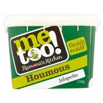 Me Too! Foods Jalapeno Houmous