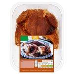 Waitrose BBQ Spatchcock Chicken 1075g