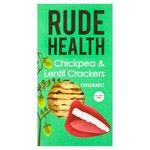 Rude Health Chickpea & Lentil Cracker