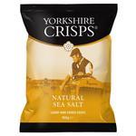 Yorkshire Crisps Natural Sea Salt Luxury Crisps Bag