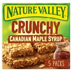 Nature Valley Crunchy Granola Bars Maple Syrup