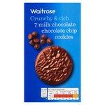 Milk Chocolate Chip Cookies Waitrose