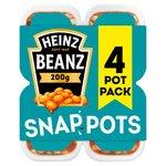 Heinz Beanz Snap Pot