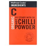 Cooks' Ingredients Organic Chilli Powder Hot Waitrose