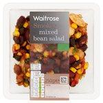 Waitrose Smokey Mixed Bean Salad