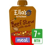 Ella's Kitchen Organic Beef Stew with Spuds Stage 2